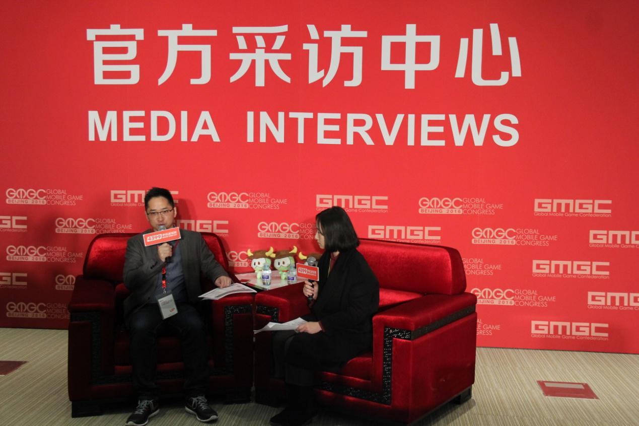 GMGC16游族网络副总裁程良奇专访:从《少年三国志》看精品手游的生命周期