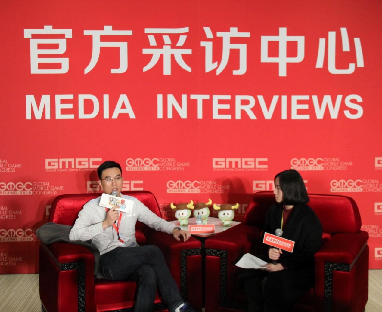 GMGC 2016 | R2Games VP唐桑田专访:从运营商角度看中国手游应该如何出海
