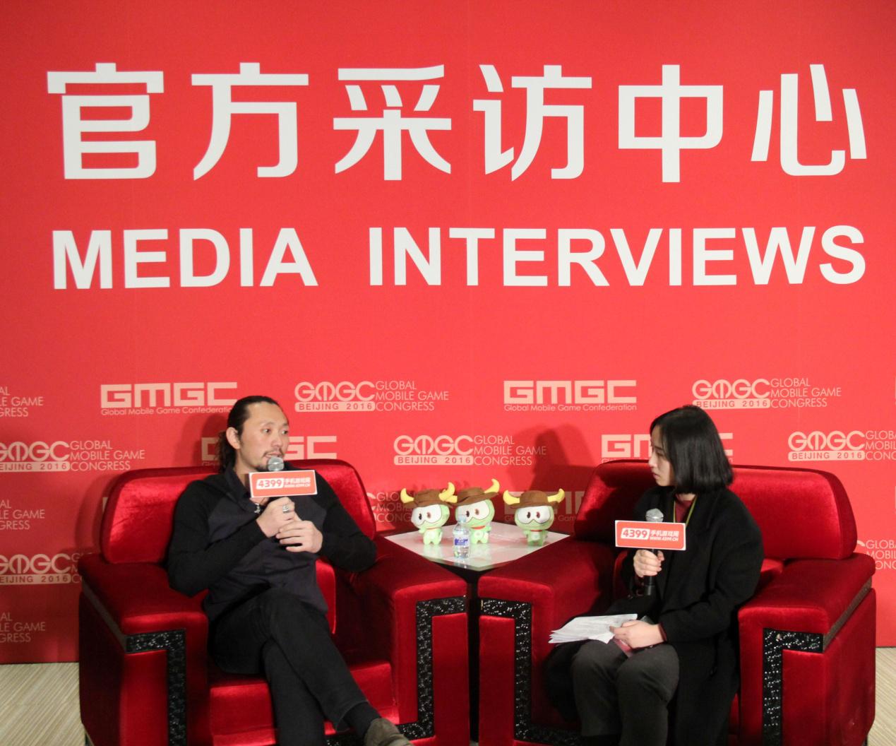 "GMGC2016 | Gameloft全球副总裁余非专访:泛娱乐时代的""IP""经济学"