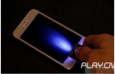 手机贴蓝光膜屏幕发黄_婴儿能看手机屏幕吗_手机屏幕是蓝光吗