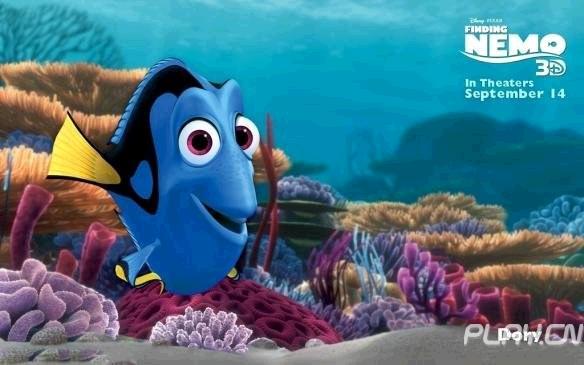《海底总动员2:寻找多莉》获年榜冠军 北美票房已超越