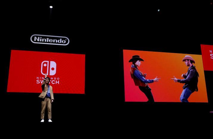 任天堂新一代游戏机将于3月3日发售 定价300美刀