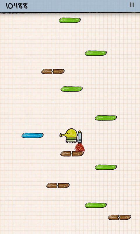 手机游戏大全 涂鸦跳跃 安卓版,手机版免费下载,攻略,礼包
