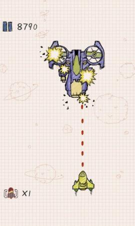 手机游戏大全 打飞机(涂鸦版) 安卓版,手机版免费下载,攻略,礼包