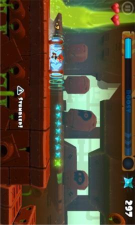 手机游戏大全 岩石奔跑者 安卓版,手机版免费下载,攻略,礼包