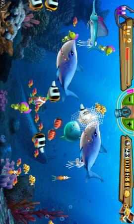 海洋世界简笔画 小鱼